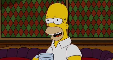 Лучшее от Гомера Симпсона