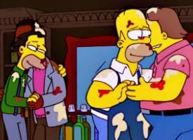 Гомер стал Мо