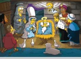 Рождественские истории Симпсонов