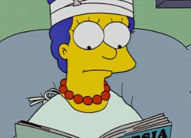 Касательно Мардж