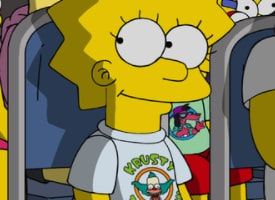 Барт против Щекотки и Царапки