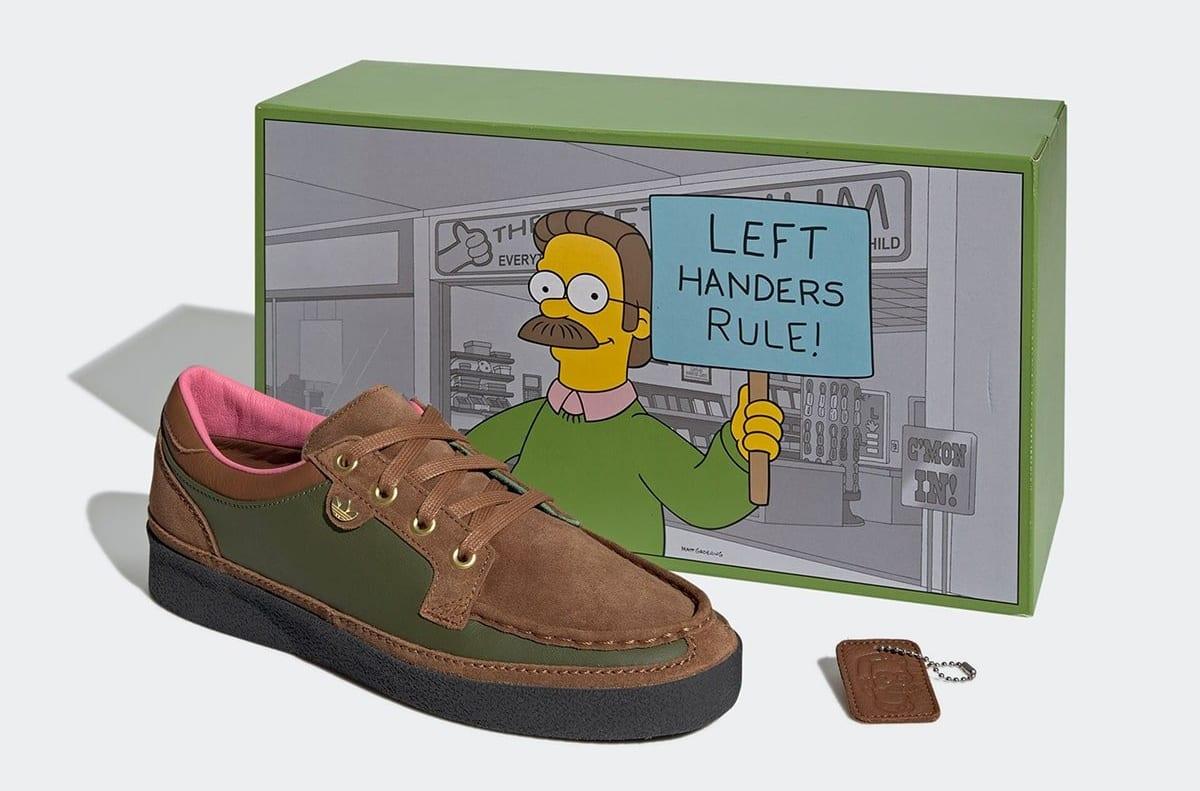 Обувь Нэда Фландерса